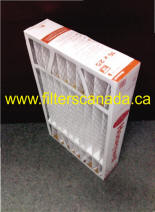 honeywell 16x25 box media filter